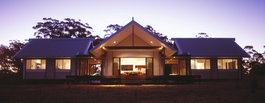 Houses by hand construction and building on the sunshine - Maison architecte queensland tim ditchfield ...